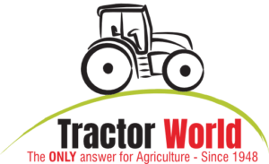 Tractor World logo